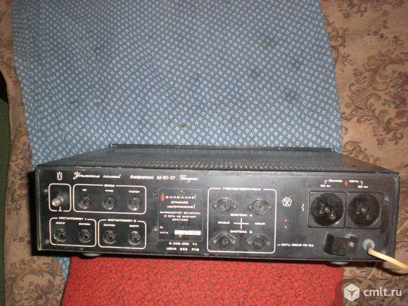 Усилитель Амфитон А1-01-2У стерео. Фото 3.