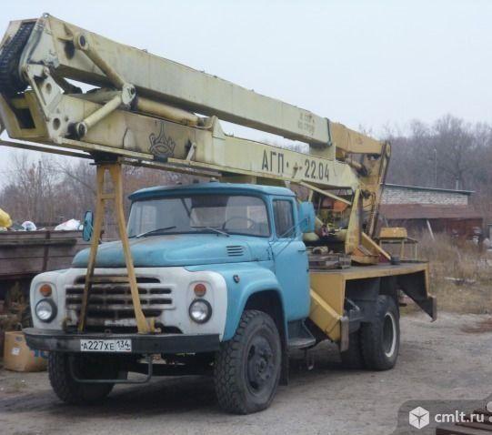 Автогидроподъемник ЗИЛ - 1993 г. в.