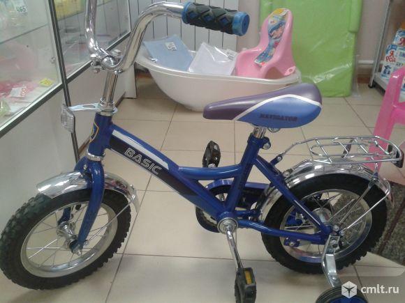 Велосипеды 2-х и 3-х колесные, самокаты новые. Фото 1.