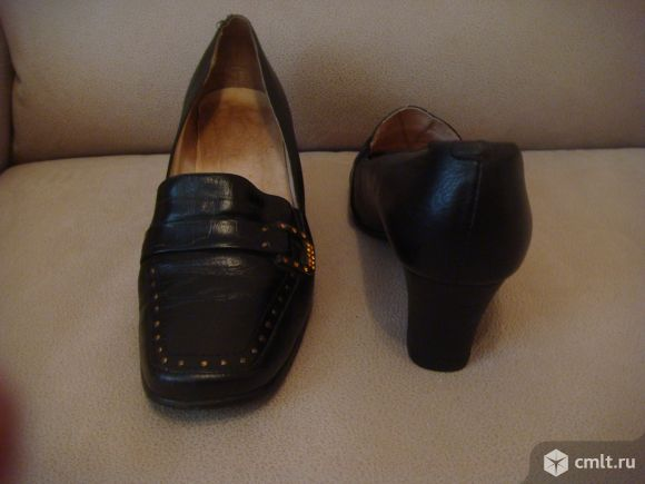 Туфли ( кожа ). Фото 3.