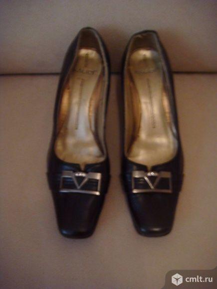 Туфли KALIDI ( искусств. кожа ). Фото 1.