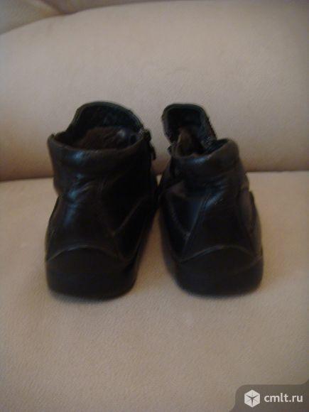 Ботинки зимние     ( кожа ). Фото 3.