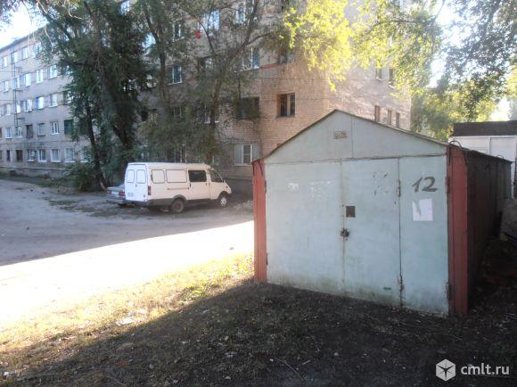 Металлический гараж 21 кв. м