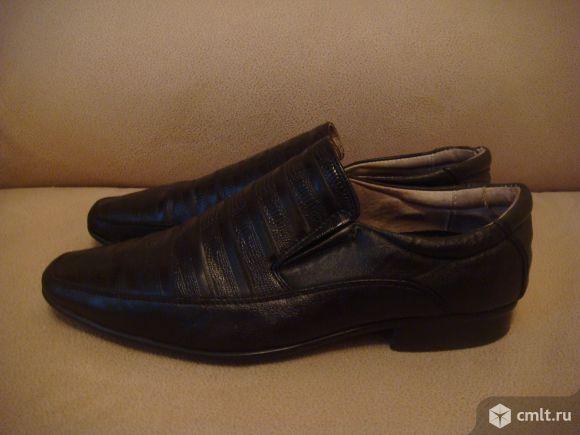 Туфли ( кожа ). Фото 2.