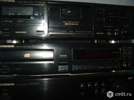 Аудиосистема Pioneer. Фото 1.