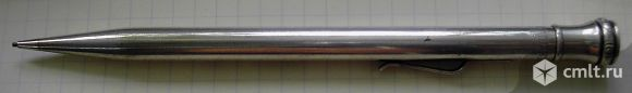 Серебряный карандаш. Фото 1.