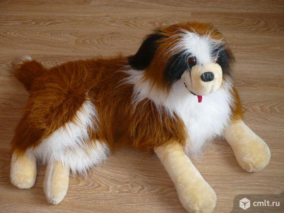 Большая мягкая собака. Фото 3.