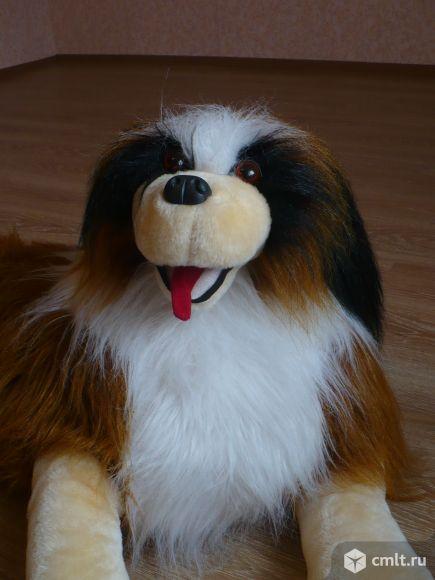 Большая мягкая собака. Фото 1.