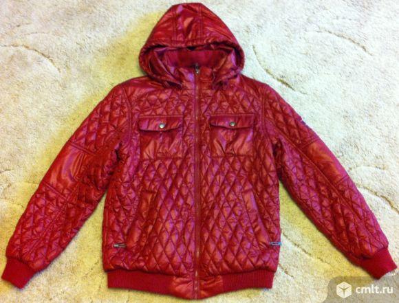 Куртка осенняя на синтепоне