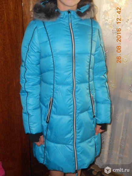 Продам зимнее пальто Orby