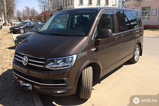 Volkswagen-Caravelle-T6. Пассажирские автоперевозки: город, межгород. Трансфер. Большой багажник.. Фото 2.