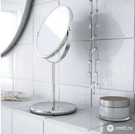 Двухстороннее увеличительное  Зеркало 17х33см