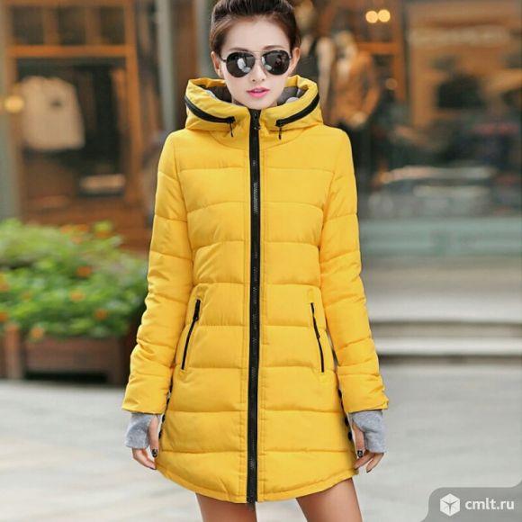 Куртка длинная новая. Фото 1.