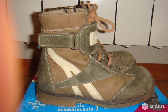 Недорогие хорошие ортопедические ботинки