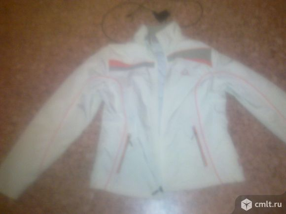 Куртка ветровка бу