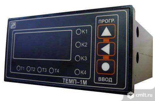 Реле времени ТЕМП 1м-4 (универсальный таймер). Фото 1.