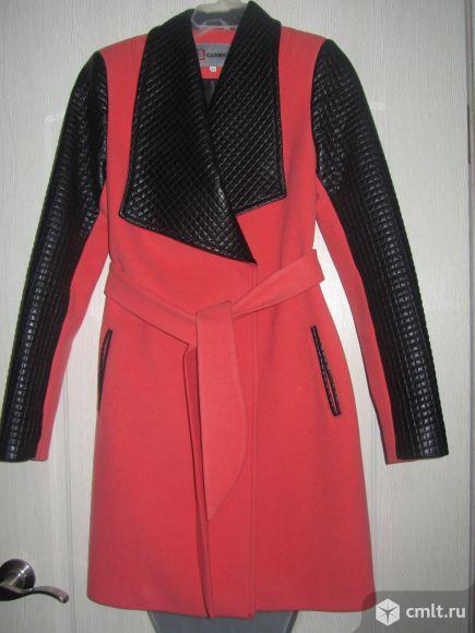Пальто для модницы
