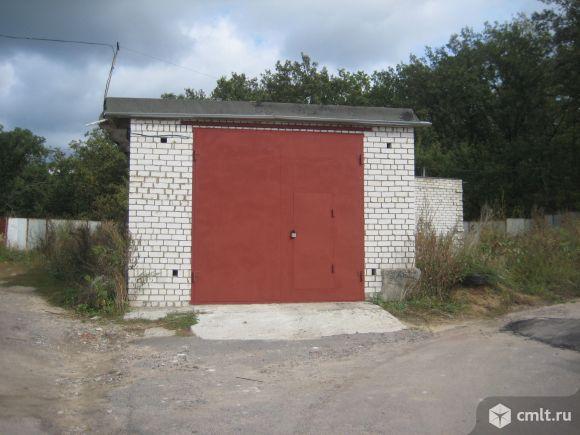 Капитальный гараж Дон. Фото 1.