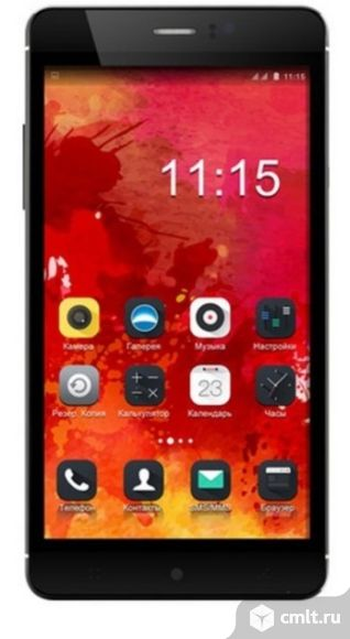 """Смартфон 6"""" RoverPhone EVO 6.0 8 Гб. Фото 1."""