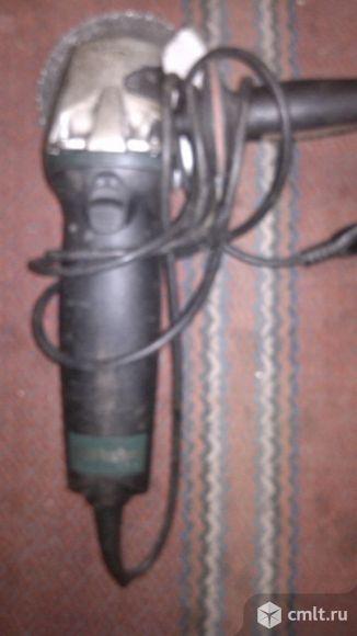 Отрезная угошлифовальная машина Metabo W8-125