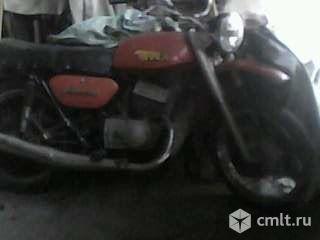 Минск 1986 г. в., мотоцикл, 125 куб.см, хорошее состояние. Фото 1.