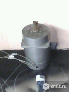 Элекродвигатель УАД-74Ф. Фото 1.