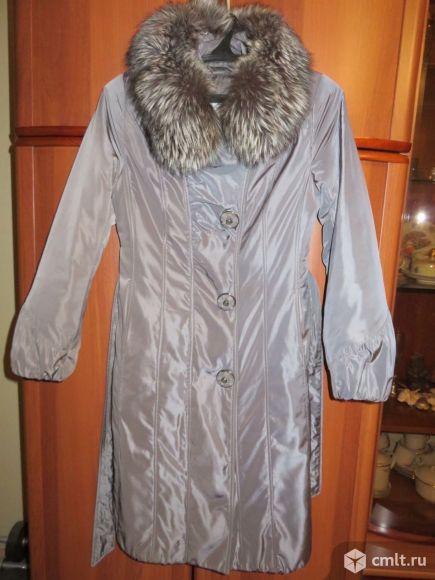 Зимнее женское пальто. Фото 1.