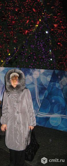 Зимнее женское пальто. Фото 3.