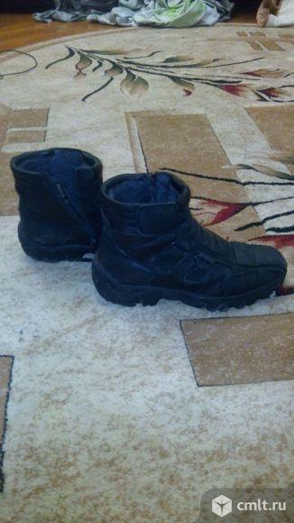 Зимние ботинки 40