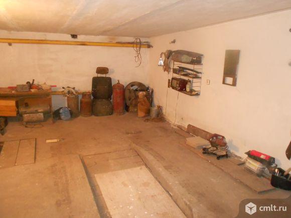 Кулибина ул., Чайка ГСК: капитальный гараж, 24 кв.м, яма. Фото 3.