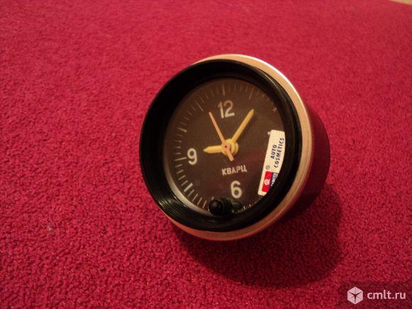 Часы автомобильные 12В