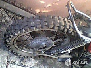 Мотоцикл Yamaha  - 1975 г. в.