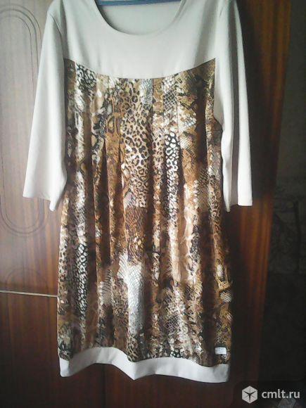 Новое красивое платье р.54