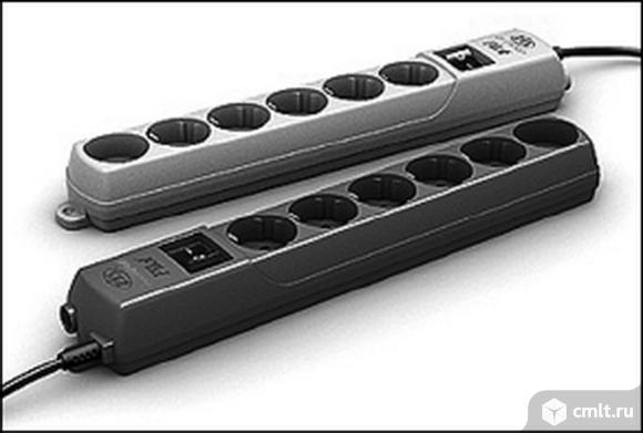 Сетевой фильтр переноска 1.88 м-5.0 метра