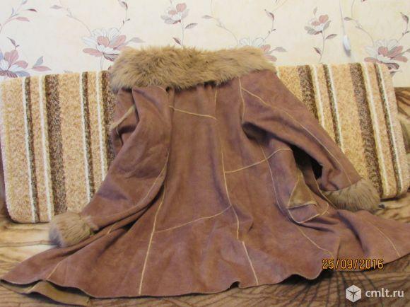 Куртка демисезонная р 46