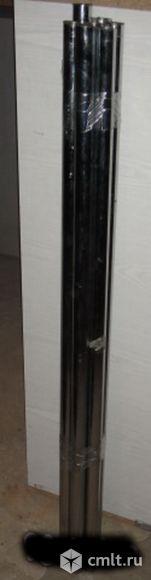 Труба хромированная б/у диаметром 25 мм