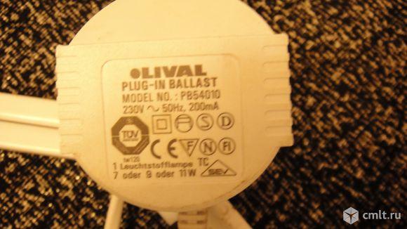 Лампа на струбцине Delux TF-01 11W белая