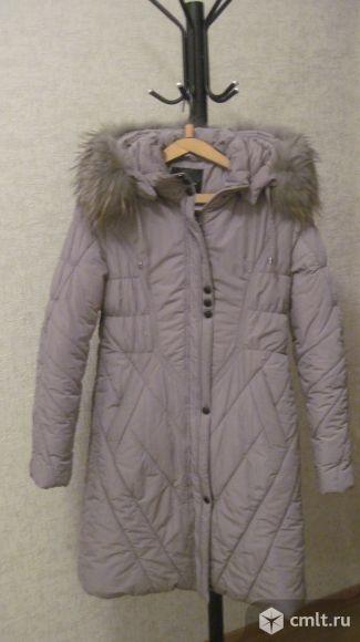 Продаётся пальто зимнее. Фото 1.