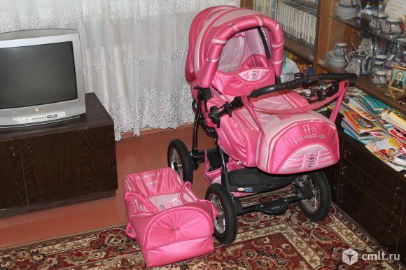 Детская коляска-трансформер  Adamex