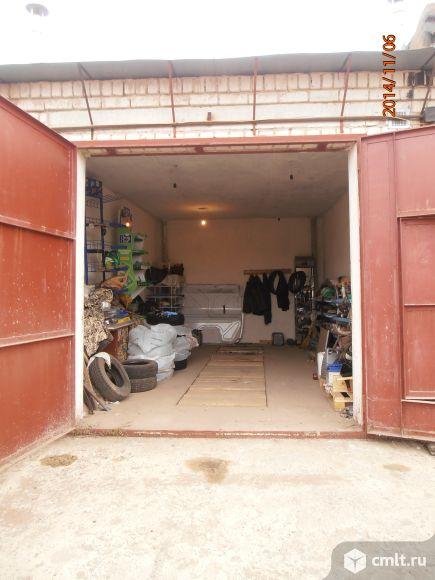 Капитальный гараж 40 кв. м Фрегат