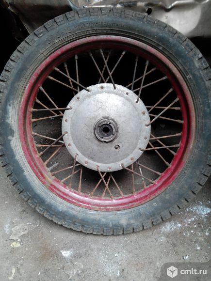 Колеса R19 в сборе для Днепр МТ 10-36