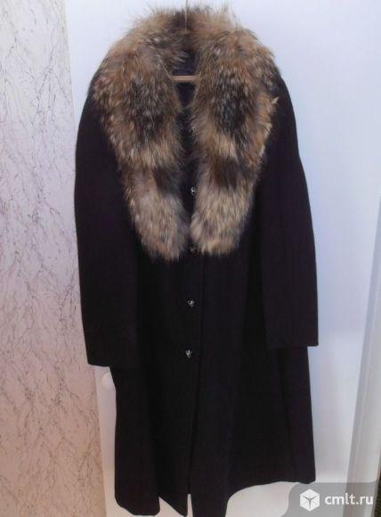 Женское зимнее пальто. Большой размер.