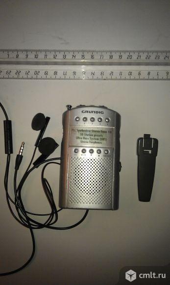 Радиоприемник Grundig City Boy 52-PR5102. Фото 1.