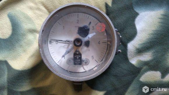 Электроконтактный манометр ЭКМВ-1У. Фото 1.