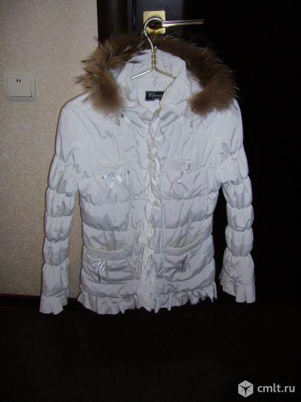Продаю женскую утепленную куртку