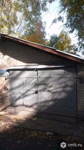 Капитальный гараж 20 кв. м. Фото 1.