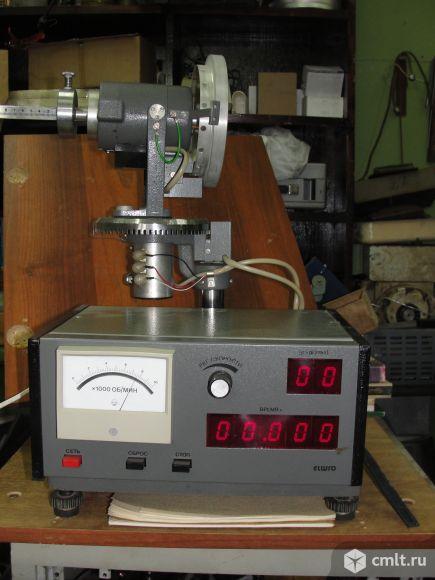 Двигатель постоянного тока с регулятором скорости врашения. Фото 1.
