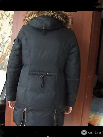 Пальто демисезонное и  пуховик