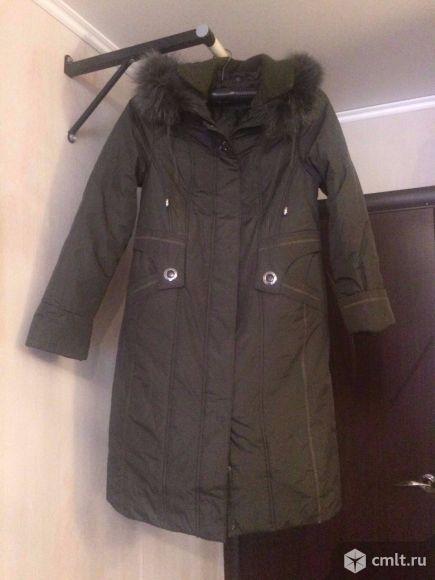 Продаю пальто женское зимнее р.50-52