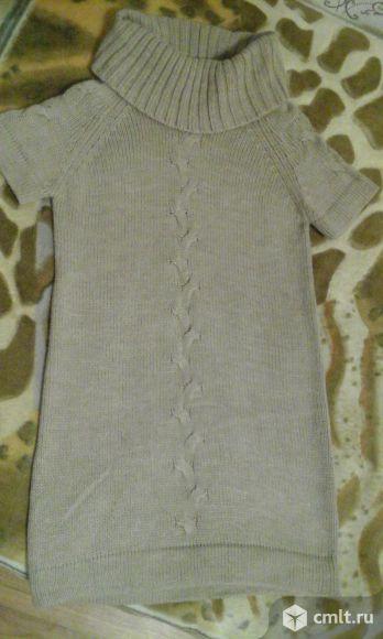 Новое тёплое платье. Фото 1.